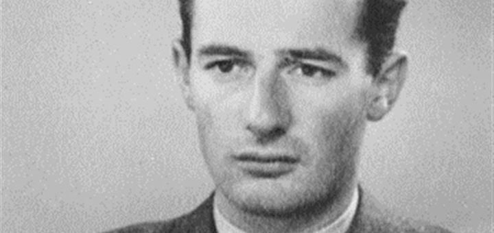 Raoul Wallenberg's passport photo